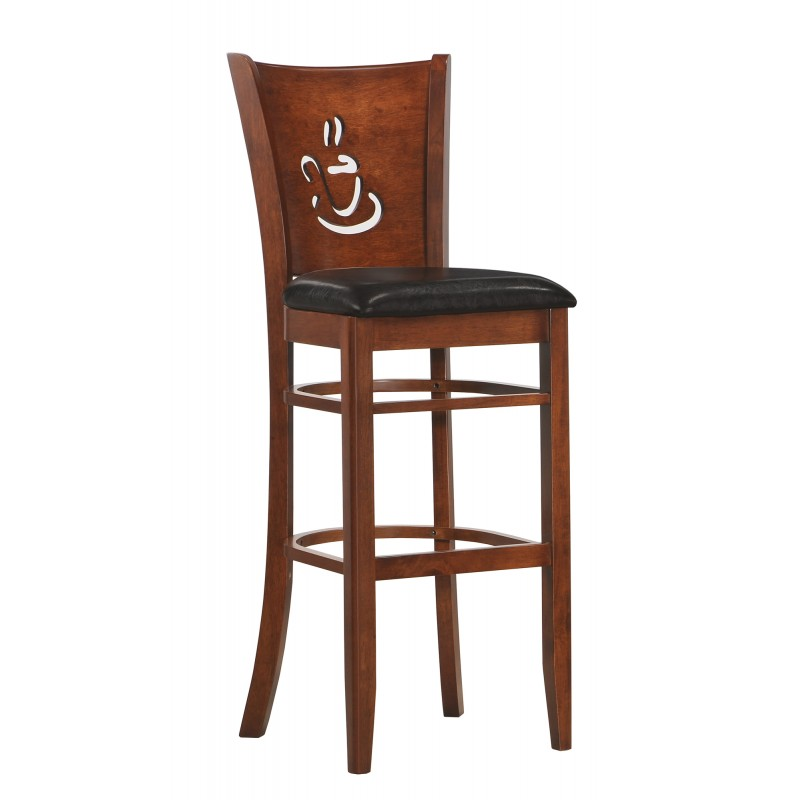 Барный стул деревянный  харьков