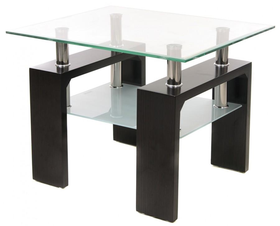 Стеклянный журнальный столик  запорожье