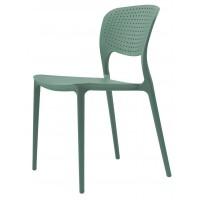 Пластиковый стул Spark dark green mint (Спарк мятный)