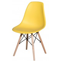 Кухонный стул Enzo yellow (желтый)
