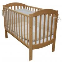 Детская кроватка-трансформер Соня ЛД10 бук