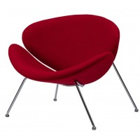 Барное кресло Foster red (Фостер красное)