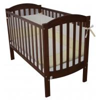 Детская кроватка-трансформер Соня ЛД10 орех