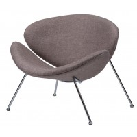 Барное кресло Foster cappuccino (Фостер текстиль капучино)