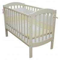 Детская кроватка-трансформер Соня ЛД10 слоновая кость