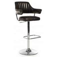 Барный стул высокий B-90 brown (В-90 блестящий коричневый)