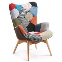 Кресло для дома Florino patchwork (Флорино пэчворк)