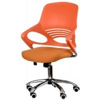 Офисное кресло для персонала Envy orange