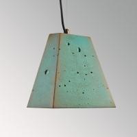 Потолочный подвесной светильник Трего премиум окись меди