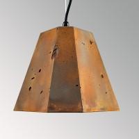 Потолочный подвесной светильник Трего премиум ржавчина
