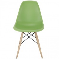 Барный стул Tower wood green (Тауэр вуд зеленый)
