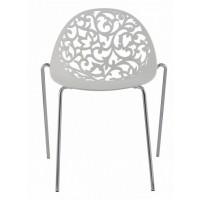 Барный стул Миа белый