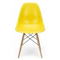 Барный стул Tower wood yellow (Тауэр вуд желтый)