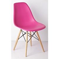 Стул Paris wood dark pink (Пэрис розовый)