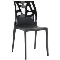 Барный стул пластиковый Ego-Rock black