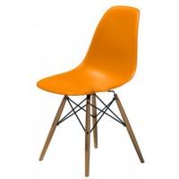 Барный стул Tower wood orange (Тауэр вуд оранжевый)