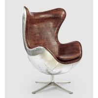 Кресло для дома Egg Aviator (Эгг коричневое)