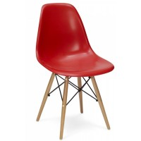 Барный стул Tower wood red (Тауэр вуд красный)
