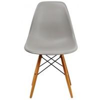 Барный стул Tower wood grey (Тауэр вуд светлый серый)