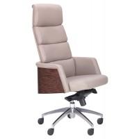 Офисное кресло для руководителя Phantom HB beige (Фантом бежевый)