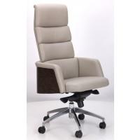 Офисное кресло для руководителя Phantom HB gray (Фантом серый)