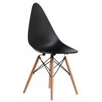 Барный стул Оттава черный (Ottawa black)