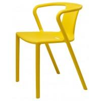 Пластиковый стул Space yellow (Спейс желтый)