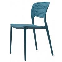 Пластиковый стул Spark dark turquoise (Спарк тёмно-бирюзовый)