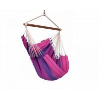 Подвесной стул-гамак Orquidea purple