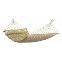 Двухместный подвесной гамак Гаваи coconut (бежевый)