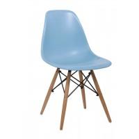 Барный стул Enzo blue (голубой)