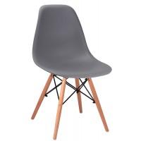 Барный стул Enzo grey (серый)