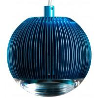 Светильник подвесной Ridle glob синий